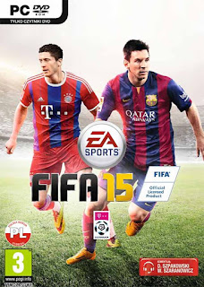FIFA 15 Full Version with Crack