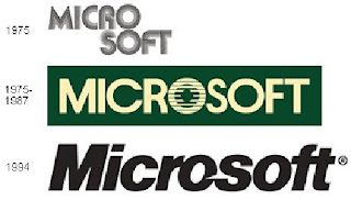 Perubahan logo perusahaan2 raksasa....!!! | http://poerwalaksana.blogspot.com/