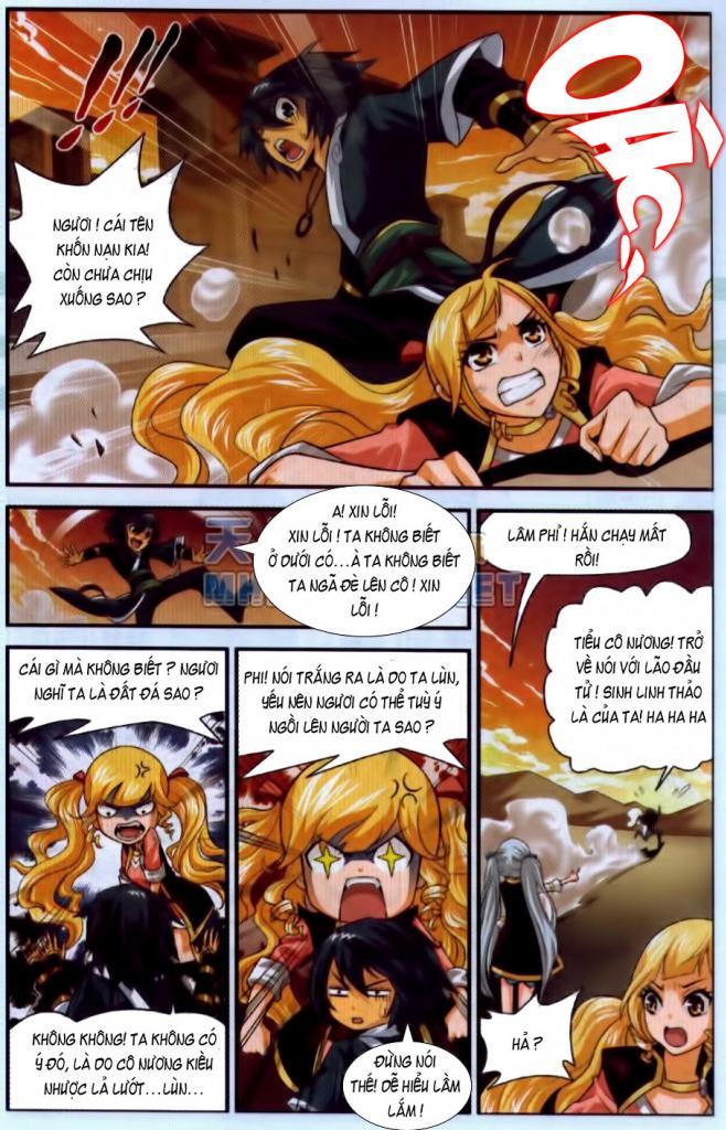 a3manga.com đấu phá thương khung chap 35