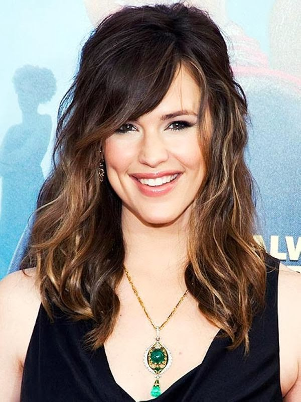 Copper Brown Hair With Highlights  Dark Brown Hairs