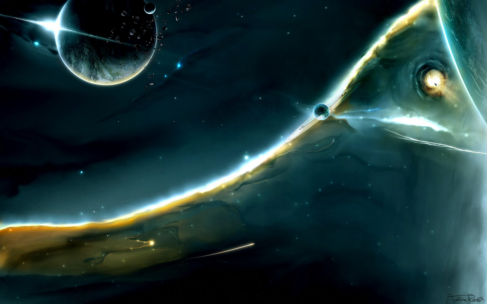 nature 39 s best outer space wallpapers