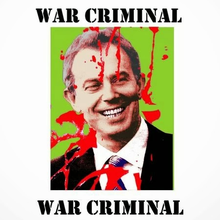 He's just a puppet of the real criminals,but nevertheless, a..........