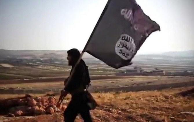 ISIS Warga negara Indonesia dan Malaysia