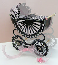 Scalloped 3D Pram