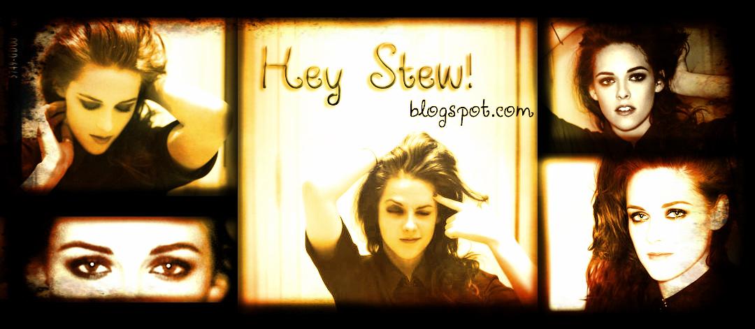 Hey Stew! ♪