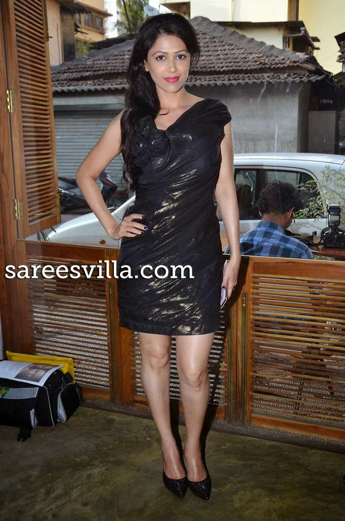 Television actresses Sheetal Dabholkar