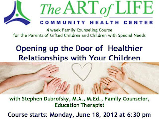 Opening up the Door of  Creating Healthier Relationships with Your Kids