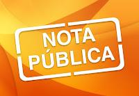 GENTIO DO OURO - NOTA DE ESCLARECIMENTO PÚBLICA: