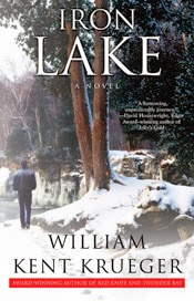 Reading Iron Lake by William Kent Krueger