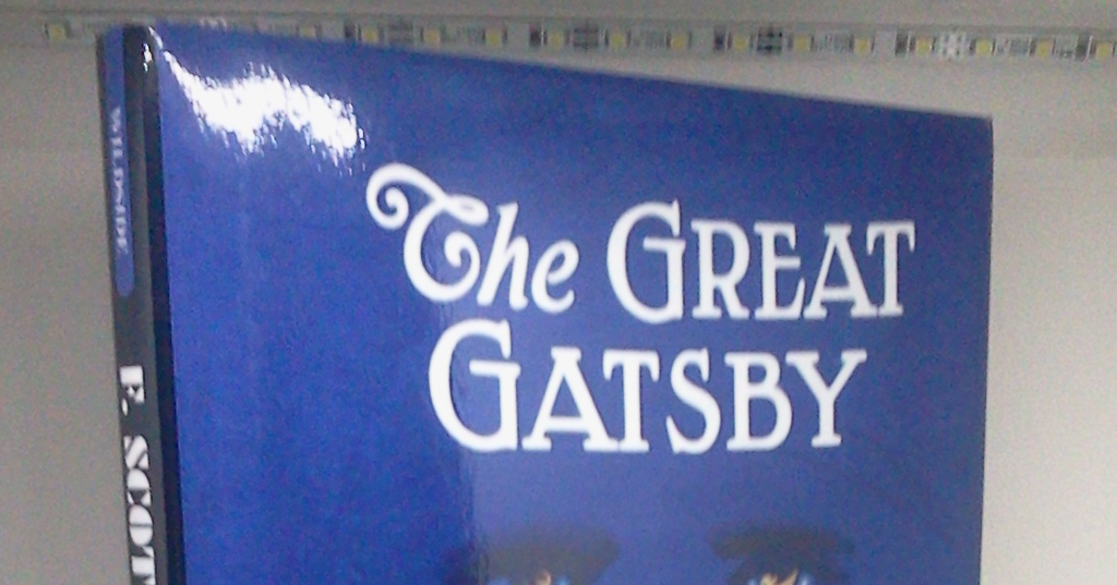 the great gatsby a novel of Free free essays on the great gatsby papers, essays, and research papers  the novel the great gatsby is a reflection of this decade,.