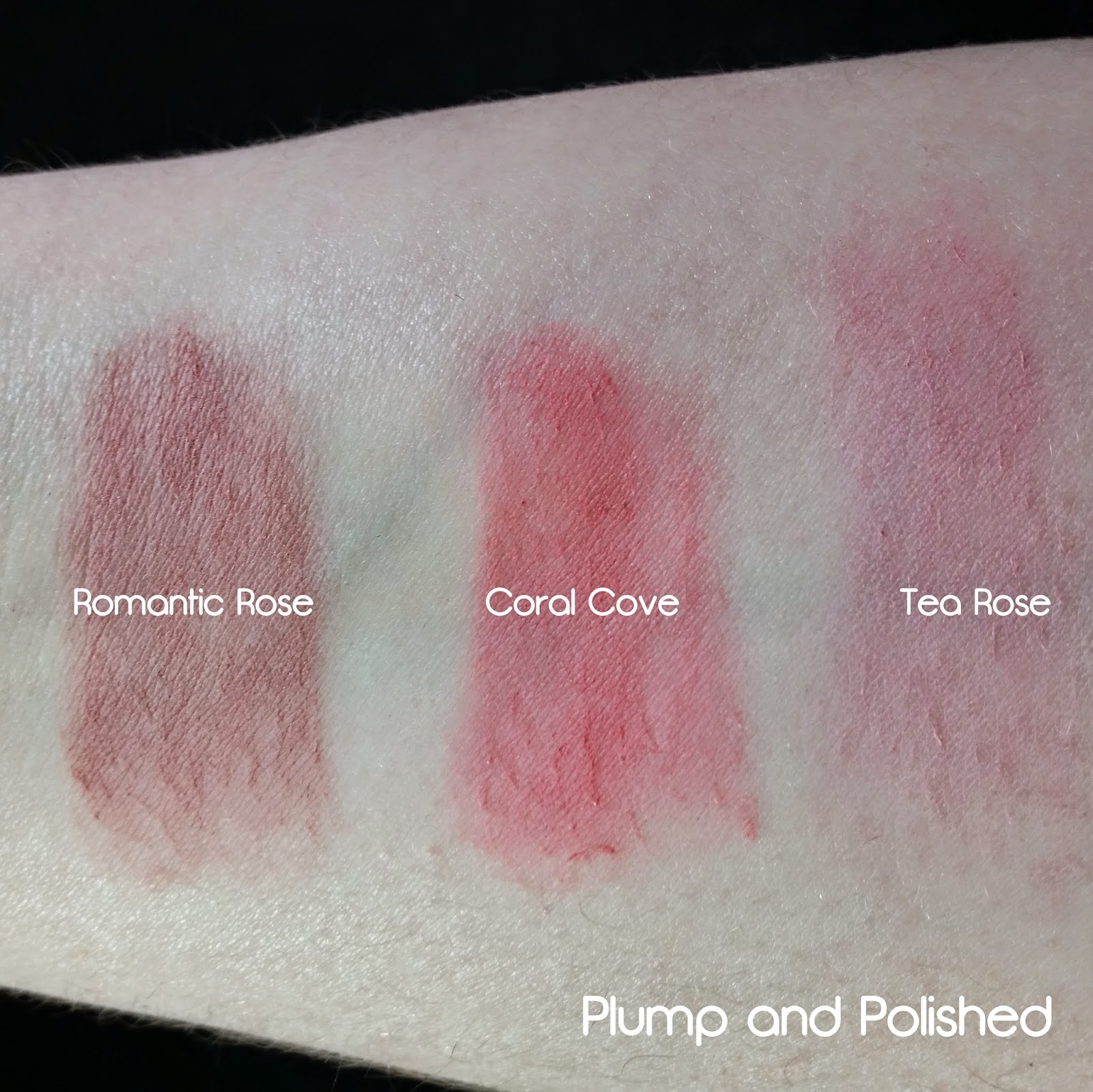 Milani - Rose Powder Blushes [Spring 2015] Swatch