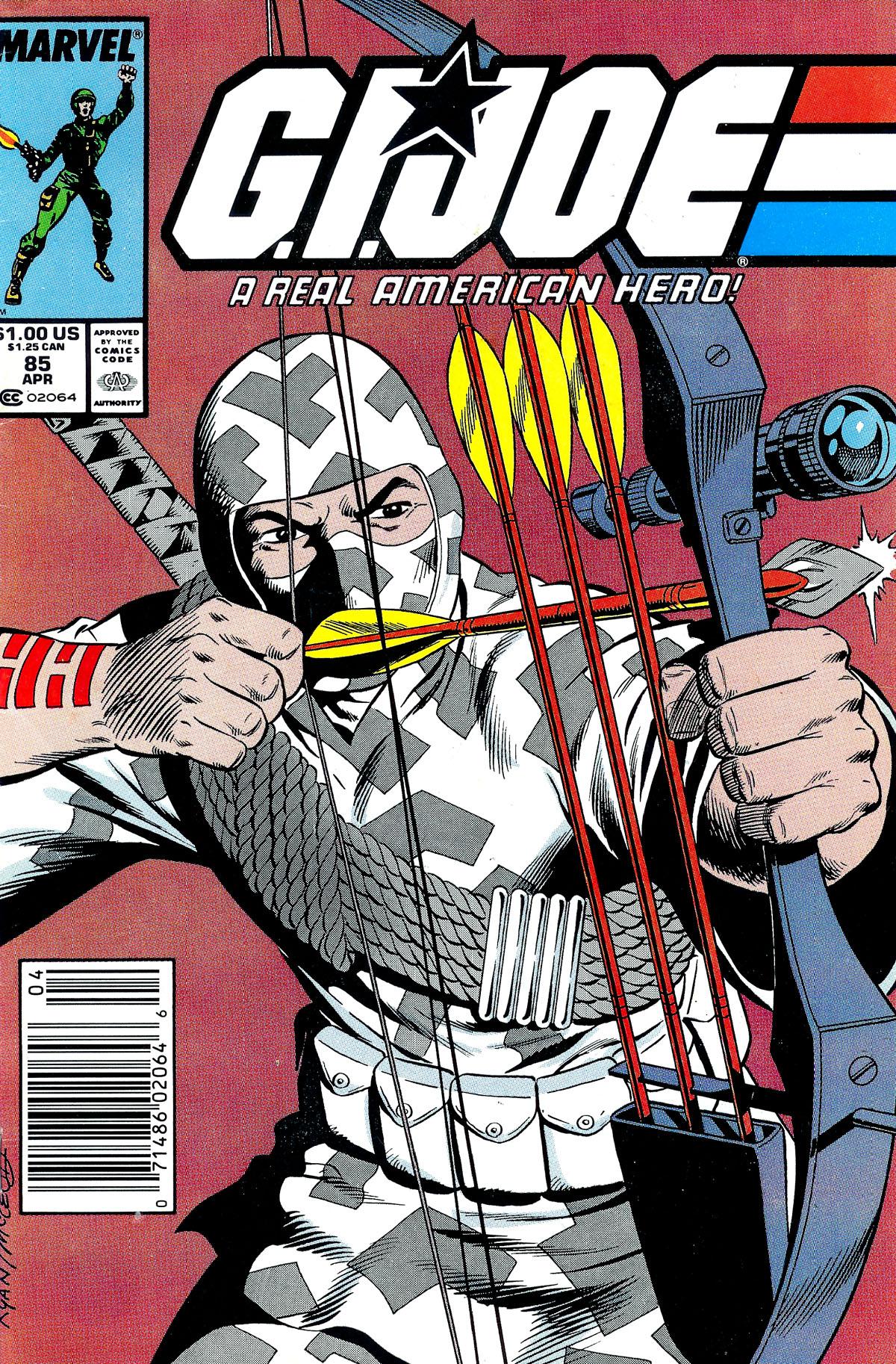G.I. Joe: A Real American Hero 85 Page 0