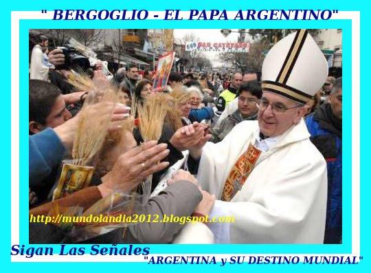 """COMIENZA EL """" ARMADO DEL NUEVO ESCENARIO MUNDIAL"""""""