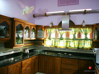kerala home kitchen