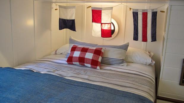 Nautical by Nature: Coastal Living Showhouse: Basement ...