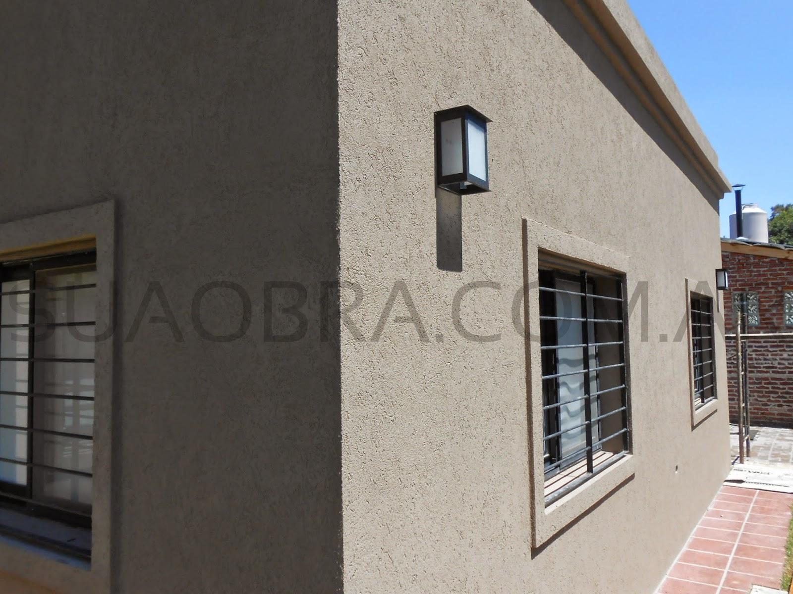 Colocacion profesional tarquini suaobra com ar - Revestimiento para paredes exteriores ...
