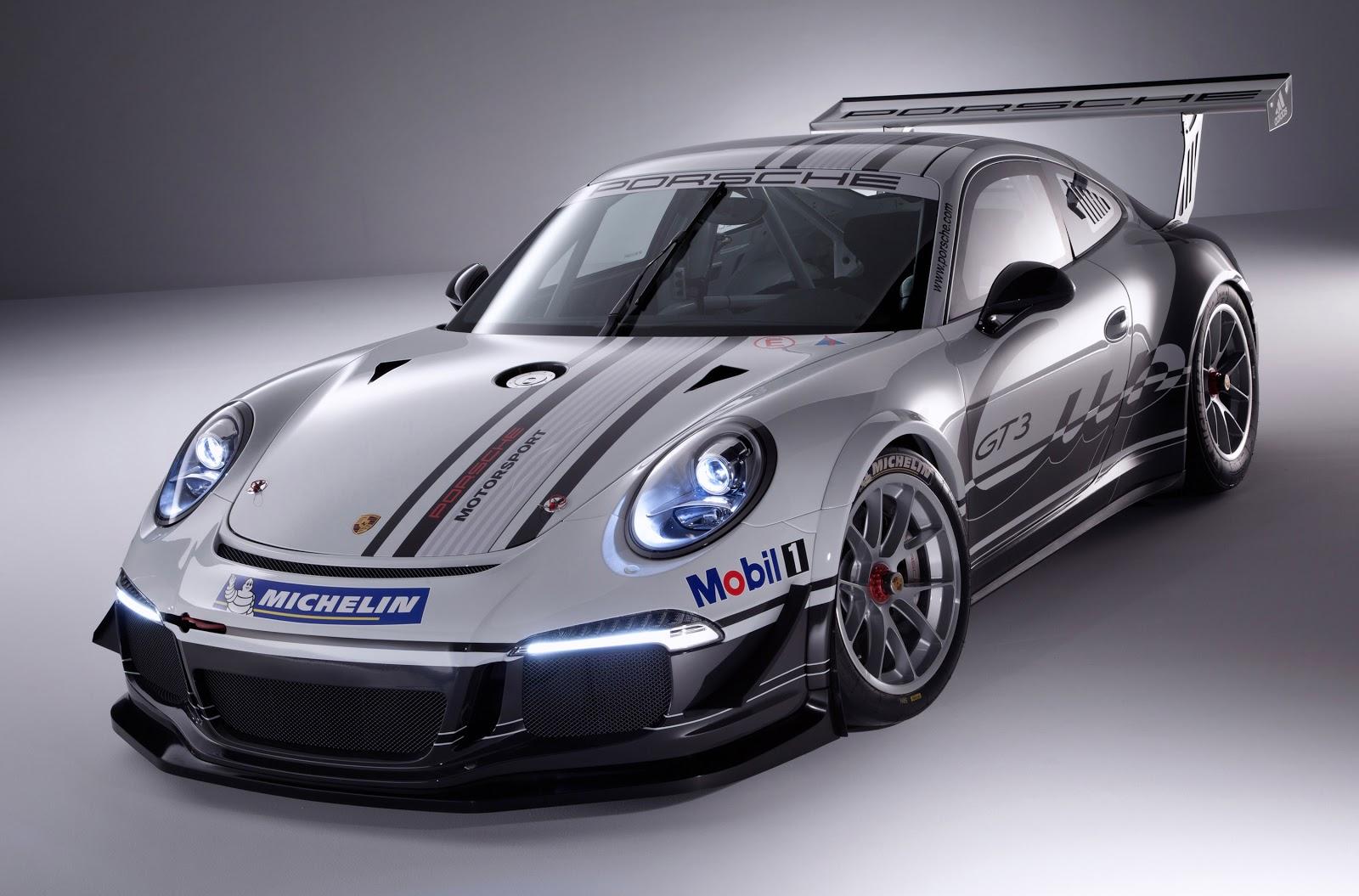 2013 Porsche 911 Gt3 Cup Race Car Automobile For Life