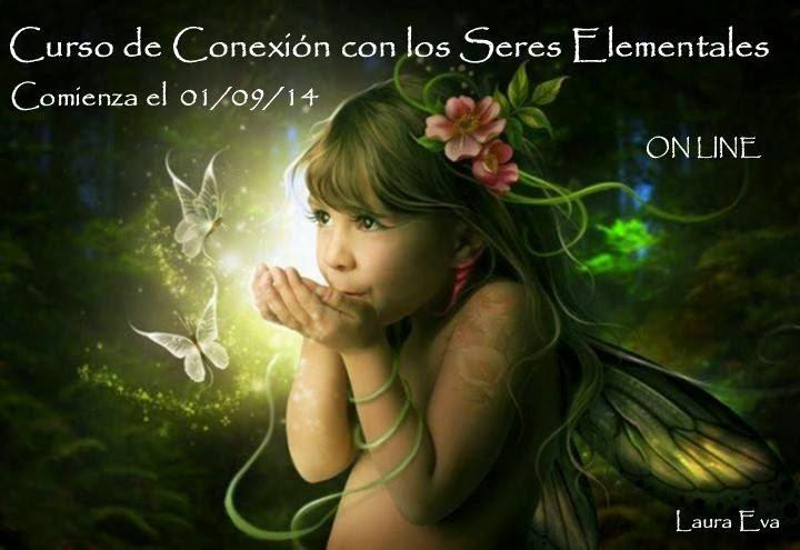 ♥ Curso de Conexion con los Seres Elementales ♥