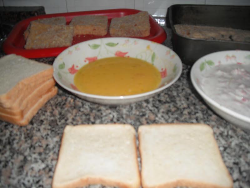 La Cucina Di Nonna Elena Crostini