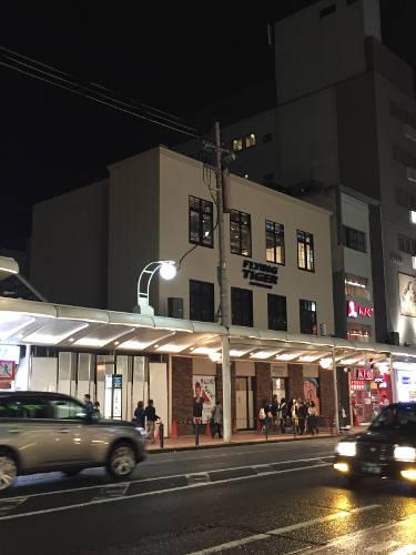 フライングタイガー京都河原町店の外観