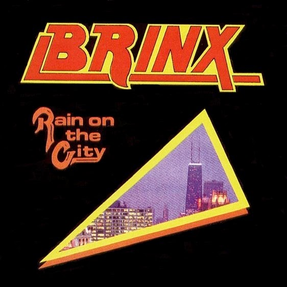 Brinx Rain on the city 1989