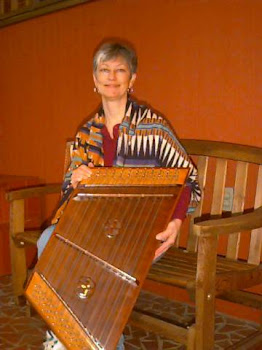 June with Hammered Dulcimer