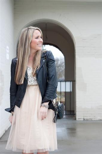 pink tulle casual skirt