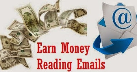 how to earn money reading mails