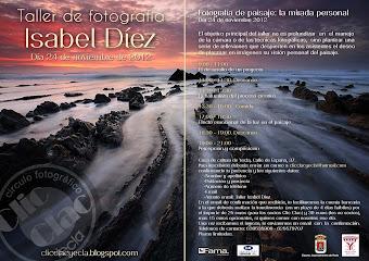 TALLER ISABEL DÍEZ