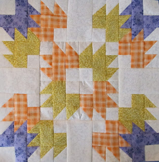 autumn night quilt pattern tutorial