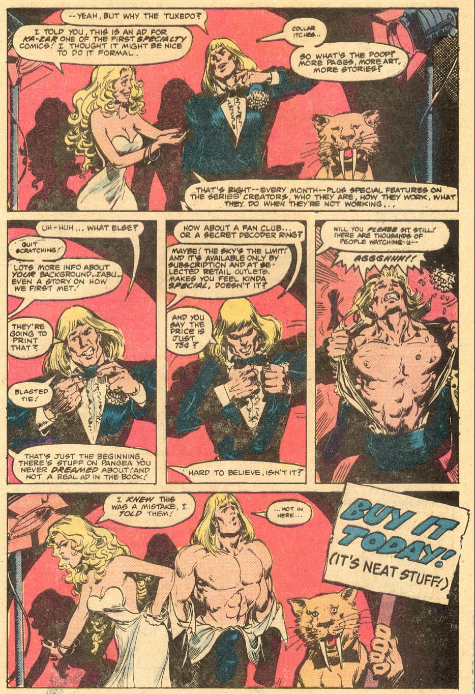 Conan the Barbarian (1970) Issue #131 #143 - English 23