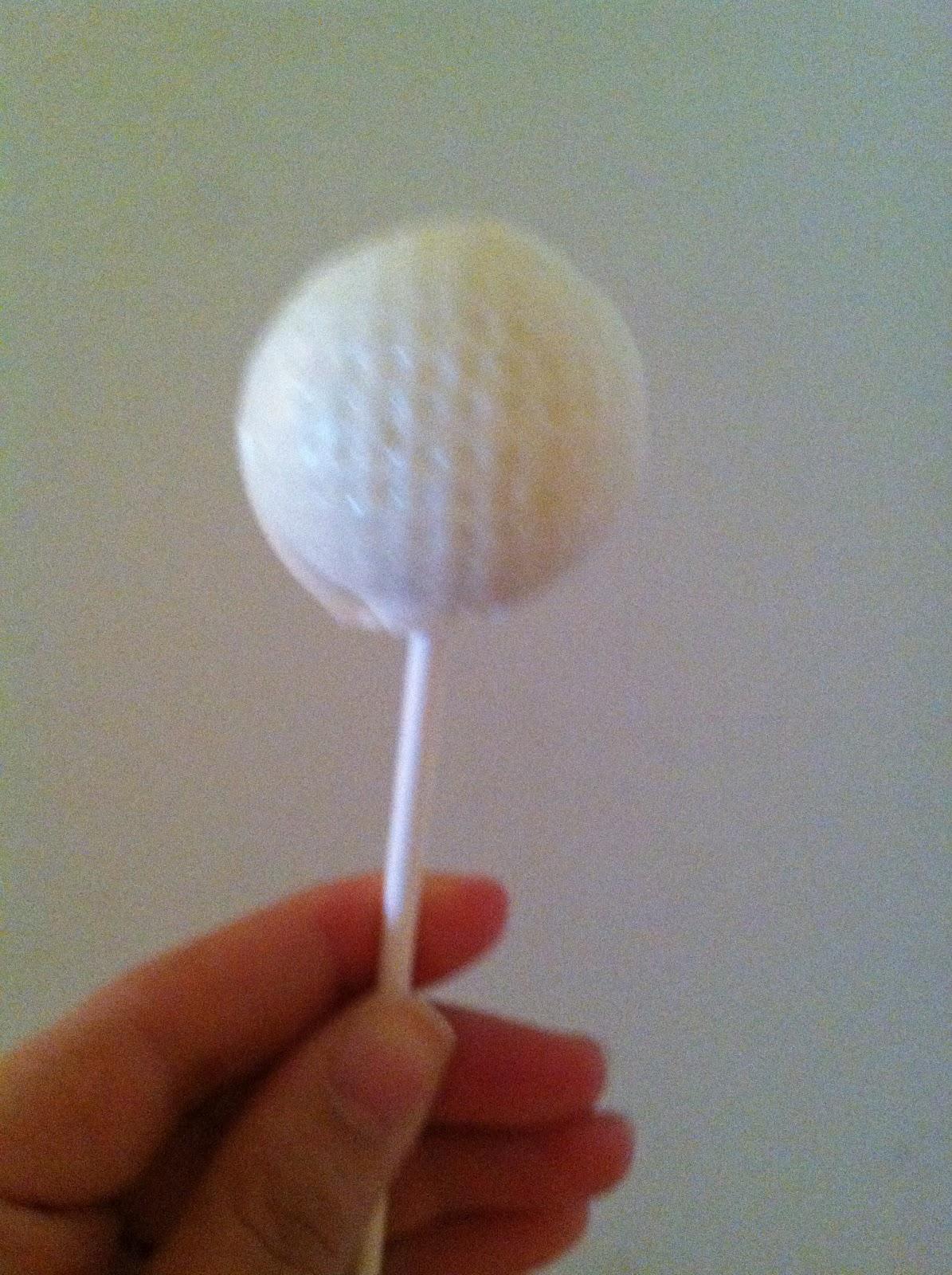 Ball Molds For Baking a Golf Ball Lollipop Mold