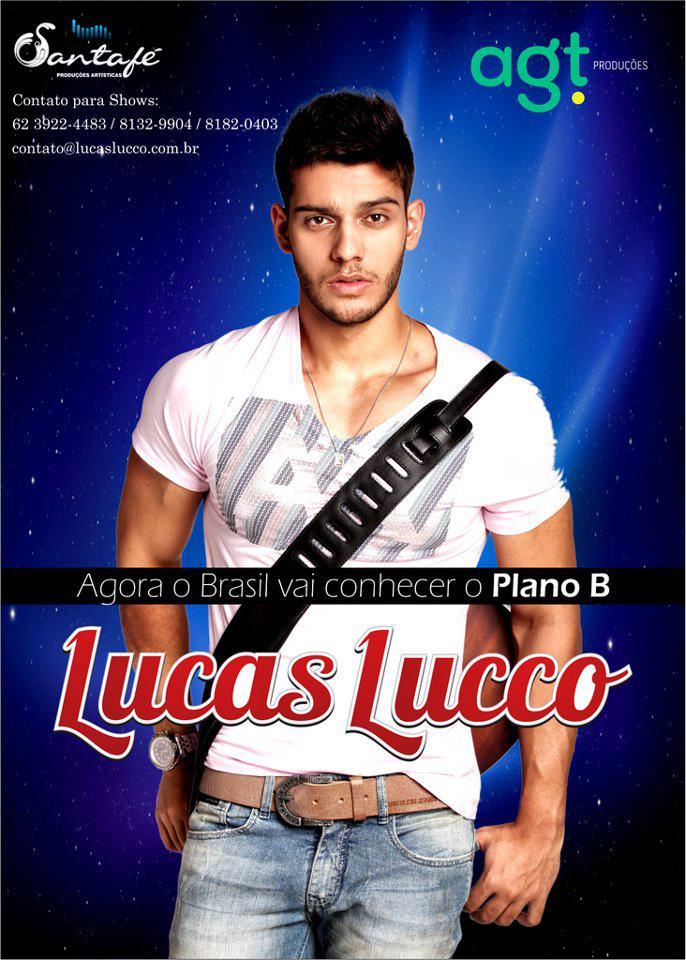 PlanoB com Lucas Lucco!!