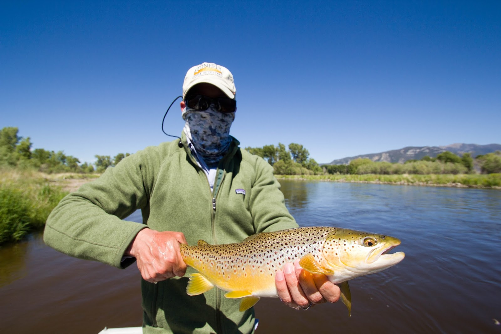 Evolution anglers local fishing and upper beav report for Local fishing forecast