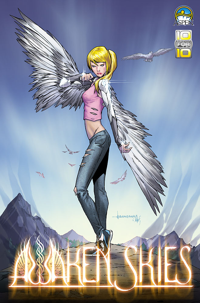 Help Aspen Comics Decide New Series