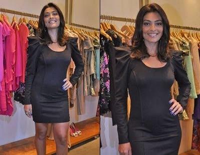 Vestido preto que cor de unha usar