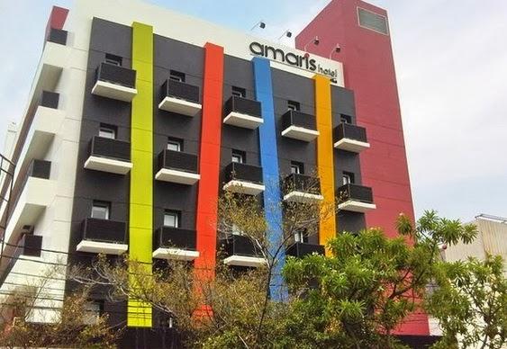 AMARIS HOTEL - HOTEL NYAMAN DAN LANGSUNG DEKAT DENGAN BANDARA SOEKARNO HATTA