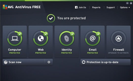 Download Gratis AVG Antivirus Free Terbaru 2015