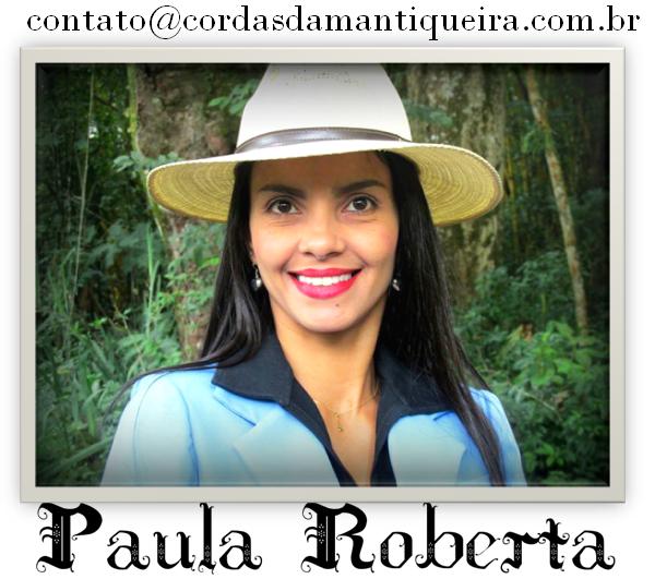Aulas de Viola Caipira - Paula Roberta