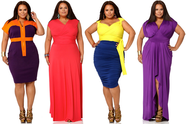 studio one plus size attire