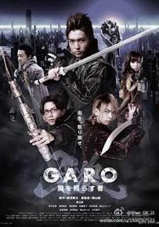 Kỵ Sỹ Ma Giới - Garo