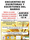 Acto cultural. Madrid
