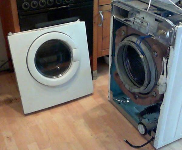 aeg ko lavamat reparatur trommellager tauschen. Black Bedroom Furniture Sets. Home Design Ideas