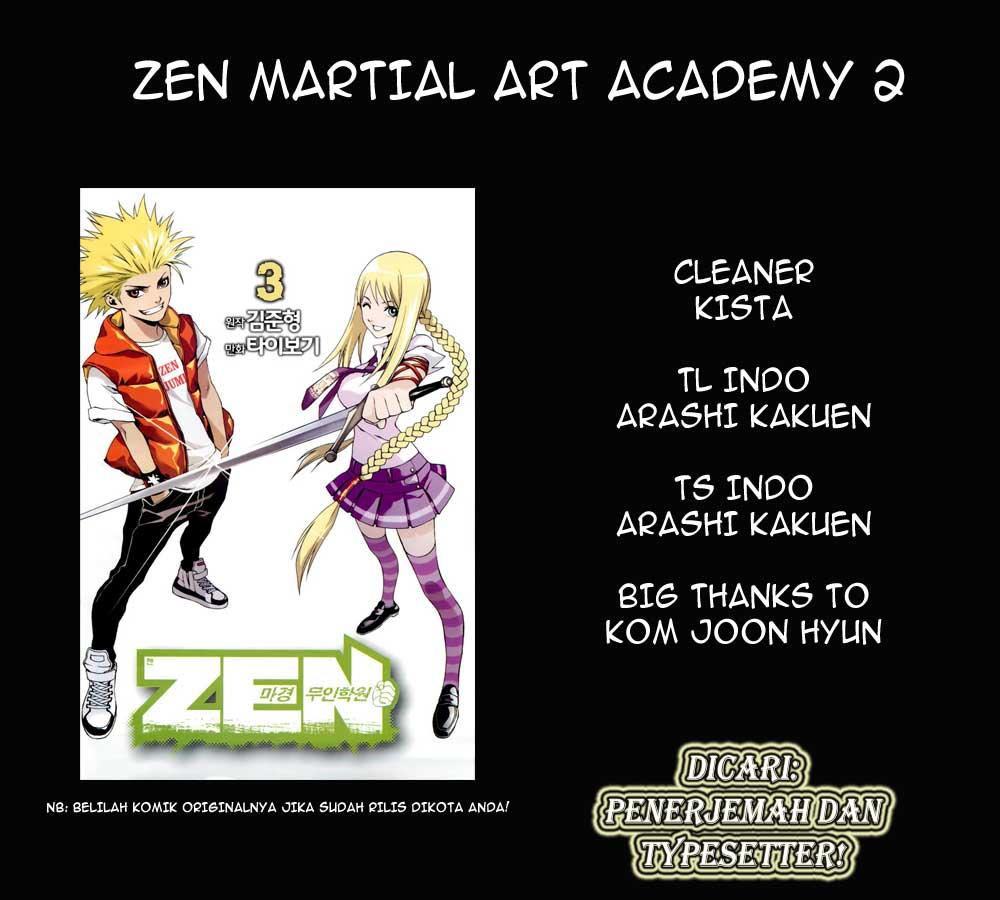 Dilarang COPAS - situs resmi www.mangacanblog.com - Komik zen martial arts academy 016 17 Indonesia zen martial arts academy 016 Terbaru 0|Baca Manga Komik Indonesia|Mangacan