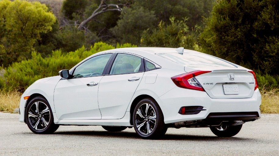 2016 honda civic ex t cvt sedan review canada honda