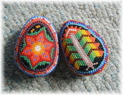 Easter egg TUTOR by Assza Jewelrymania | Jewelry Pattern