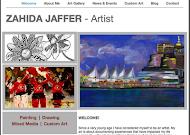 My Artist Homepage