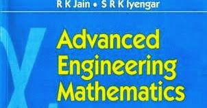 Advanced Engineering Mathematics By Rk Jain Pdf