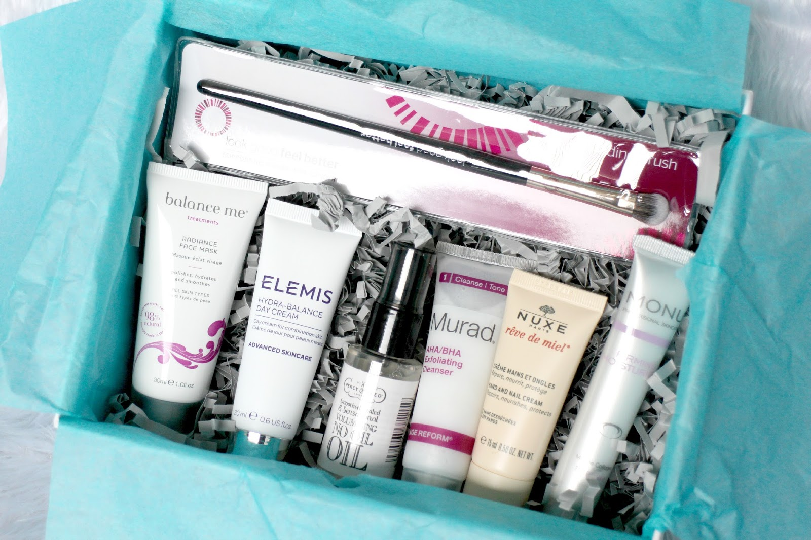 Look Fantastic Beauty Box No.1 Review