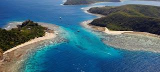 Lau Islands Fiji